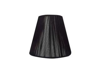 Pantalla de Lámpara Attimo Papel Negro,,hi-res