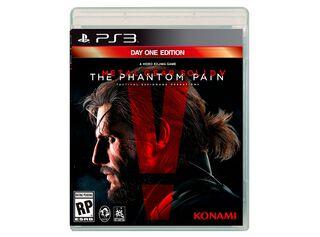 Juego PS3 Metal Gear Solid V,,hi-res