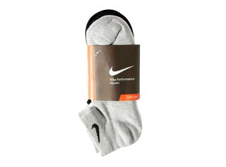 Calcetines Nike Deportivos Performance Cushion Low,Gris Perla,hi-res