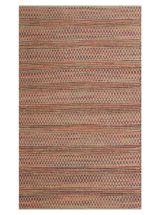 Alfombra Yute Viscosa Red 160 x 230 cm Attimo,,hi-res