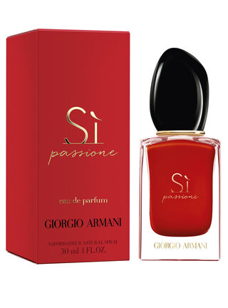Perfume Giorgio Armani Sí Passione EDP 30 ml,,hi-res