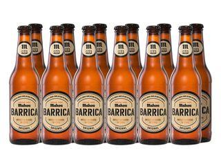 Pack 12 Unidades Cerveza Barrica Mahou,,hi-res