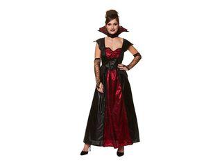 Disfraz Drácula Mujer Carnaval,Único Color,hi-res