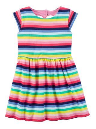 Vestido Niña 4 A 8 Años Carter's,Diseño 1,hi-res