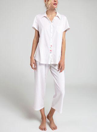 Pijama Capri BbZ,Blanco,hi-res