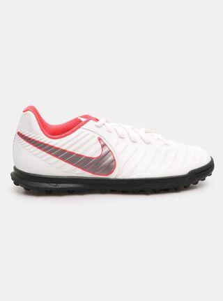 Zapatilla Nike Obrax Fútbol Niño,Blanco,hi-res