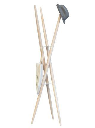 Perchero Triwu Madera 155 x 38,5 x 38,5 cm Medular,,hi-res