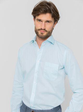Camisa Tailored Fit Texturizada Arrow,Verde,hi-res