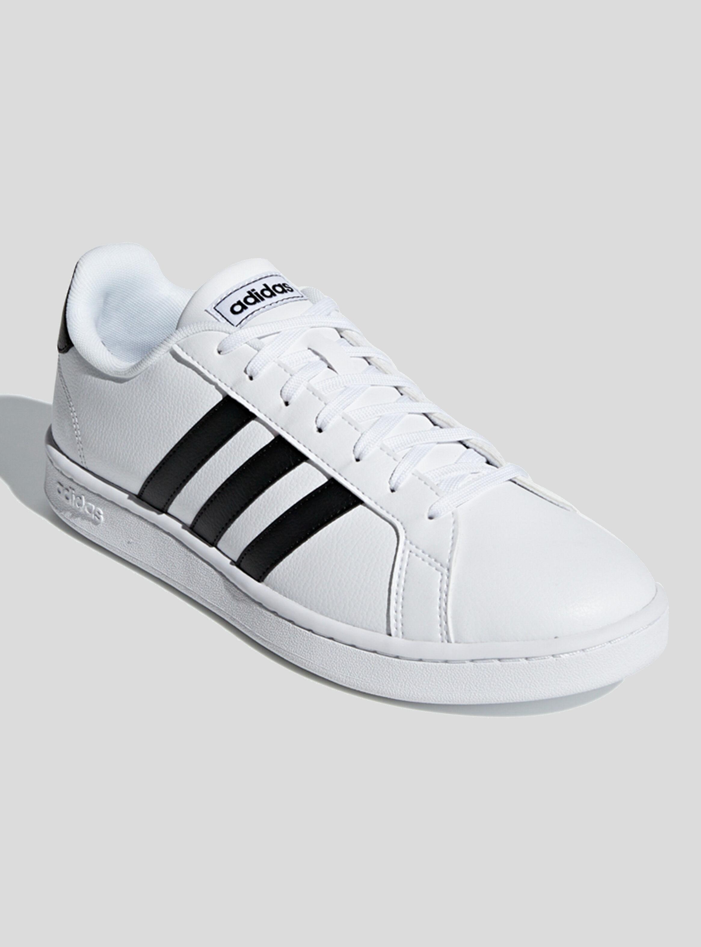 zapatillas adidas hombre blanco