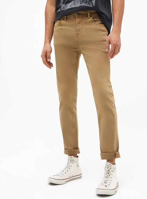 Jeans%20Color%20Skinny%20Foster%2CCaf%C3%A9%20Claro%2Chi-res