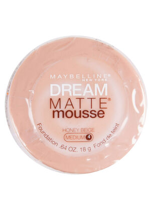 e17221a67 Base de Maquillaje Dream Matte Mousse Honey Beige Maybelline