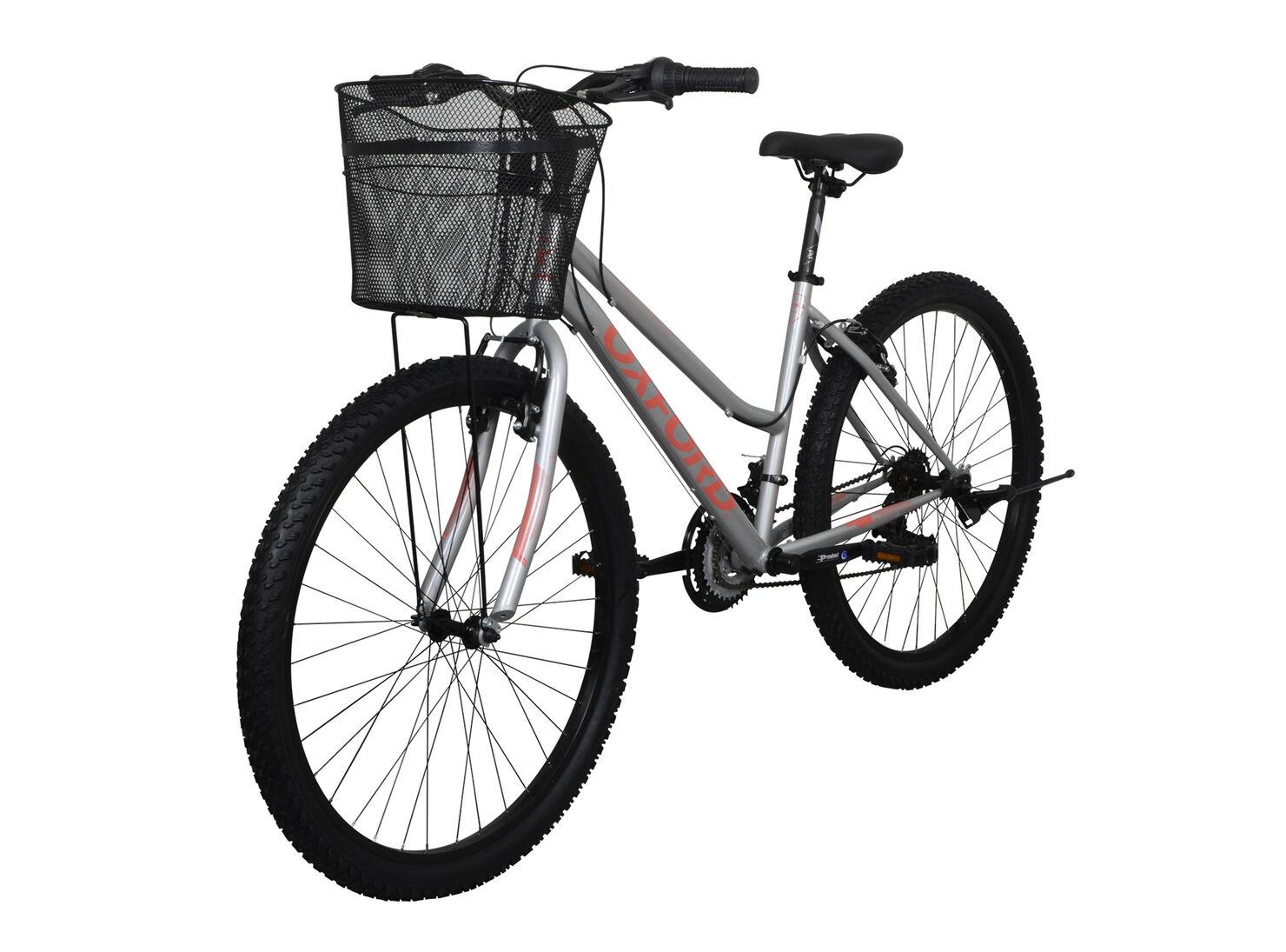 1643f264b Bicicleta MTB Oxford Luna 18V Aro 27.5