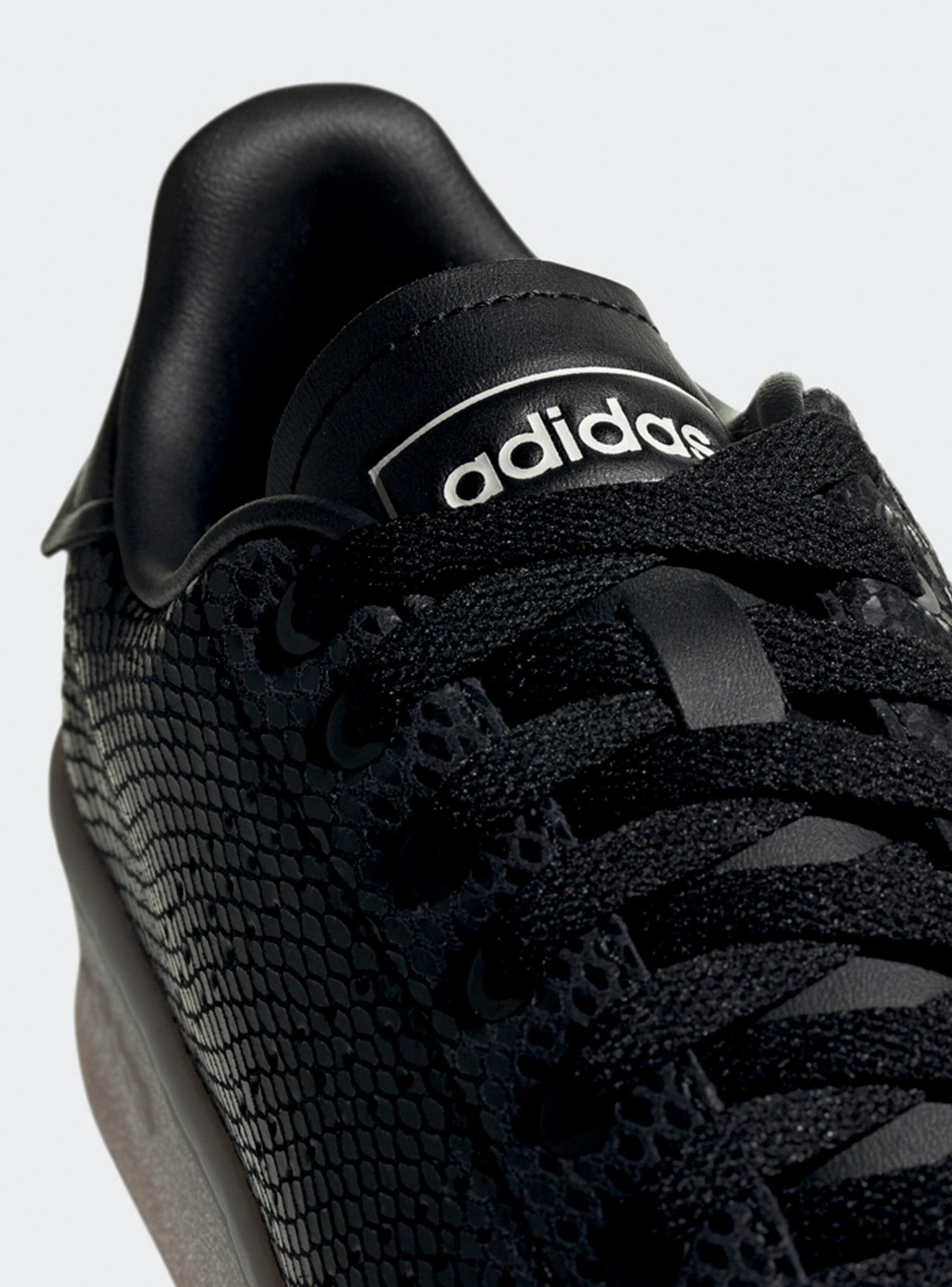 zapatillas adidas negra