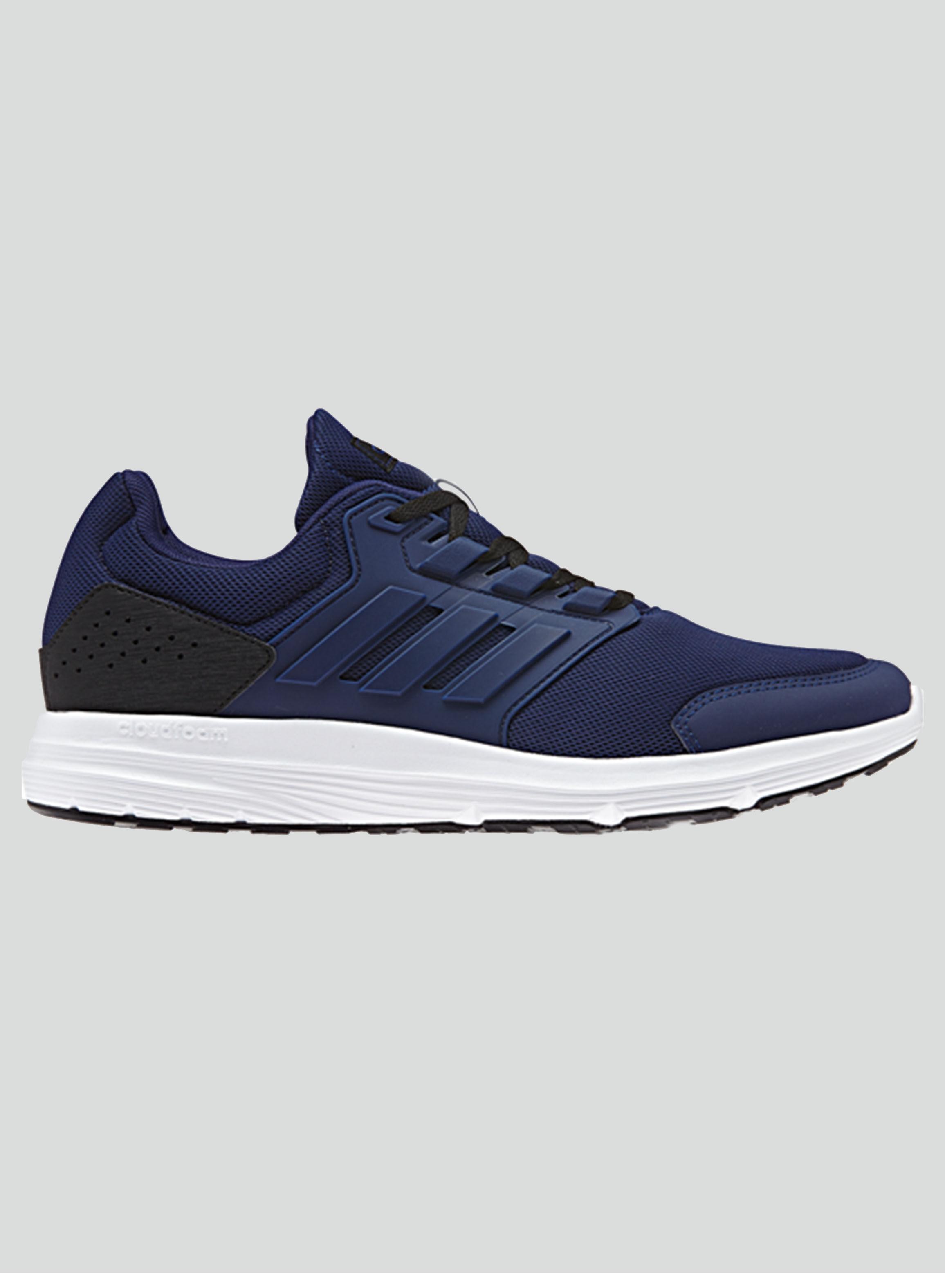zapatillas hombre azules adidas