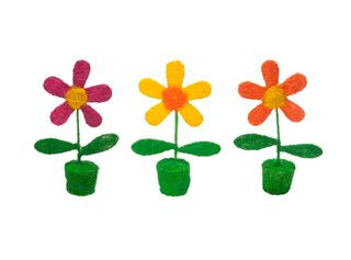 Pack 3 Flores Sisal Sohogar,,hi-res