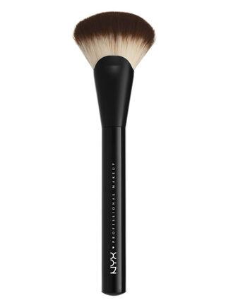 Brocha Maquillaje Pro Fan Brush NYX Professional Makeup,,hi-res