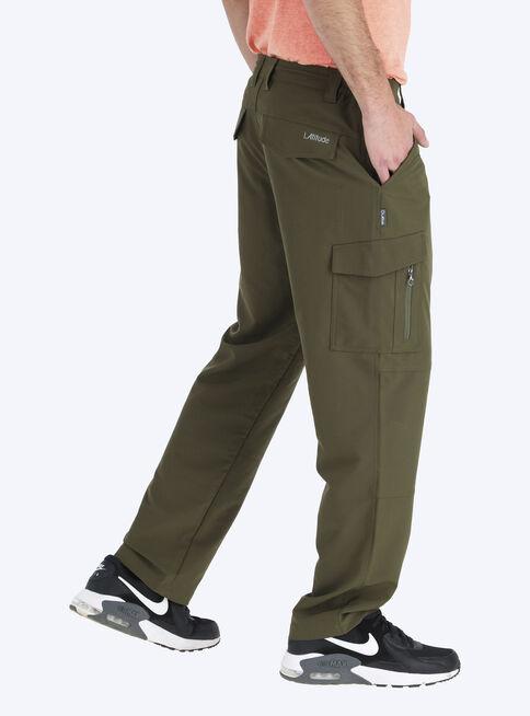 Pantalon%20trekking%20con%20Fibra%20El%C3%A1stica%20Latitude%2CVerde%20Militar%2Chi-res