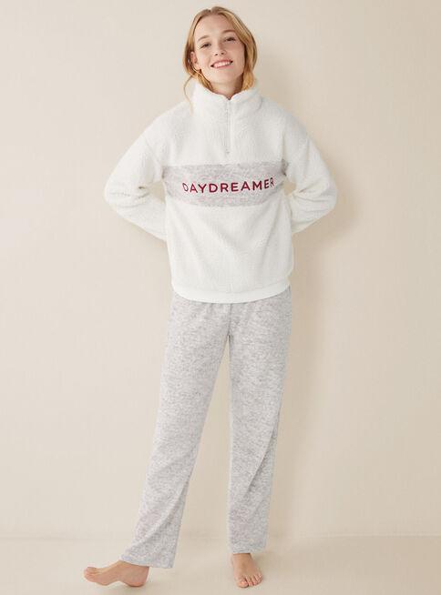 Pijama%20Generic%20Funny%20PJ%20Women'Secret%2CBlanco%2Chi-res