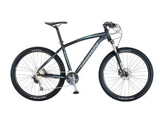 Bicicleta MTB Bianchi K27.1 Aro 27.5 Unisex Freno Disco Hidráulico,Negro Mate,hi-res