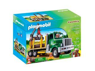 Camión de Madera Playmobil,,hi-res