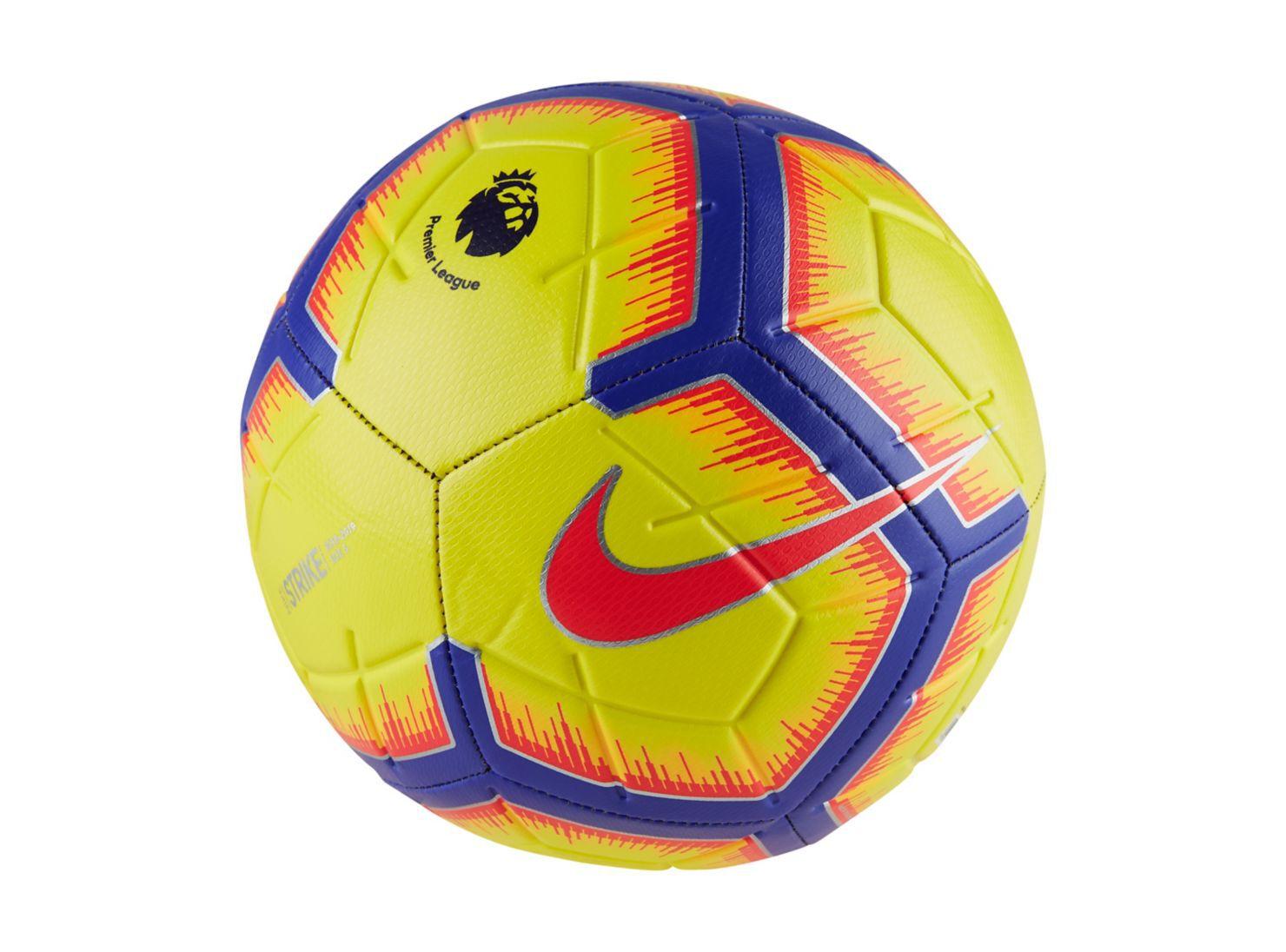 Images. Pelota de Fútbol Premier League Strike Nike ... 17f719df8fa7b