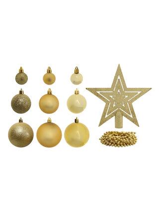 Set Adornos Navidad 83 Piezas Attimo,,hi-res