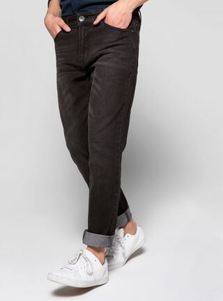 Jeans Slim Fit Unlimited Negro,Negro,hi-res