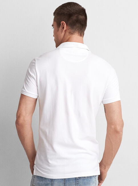 Polera%20Polo%20Flex%20Slim%20American%20Eagle%2CBlanco%2Chi-res