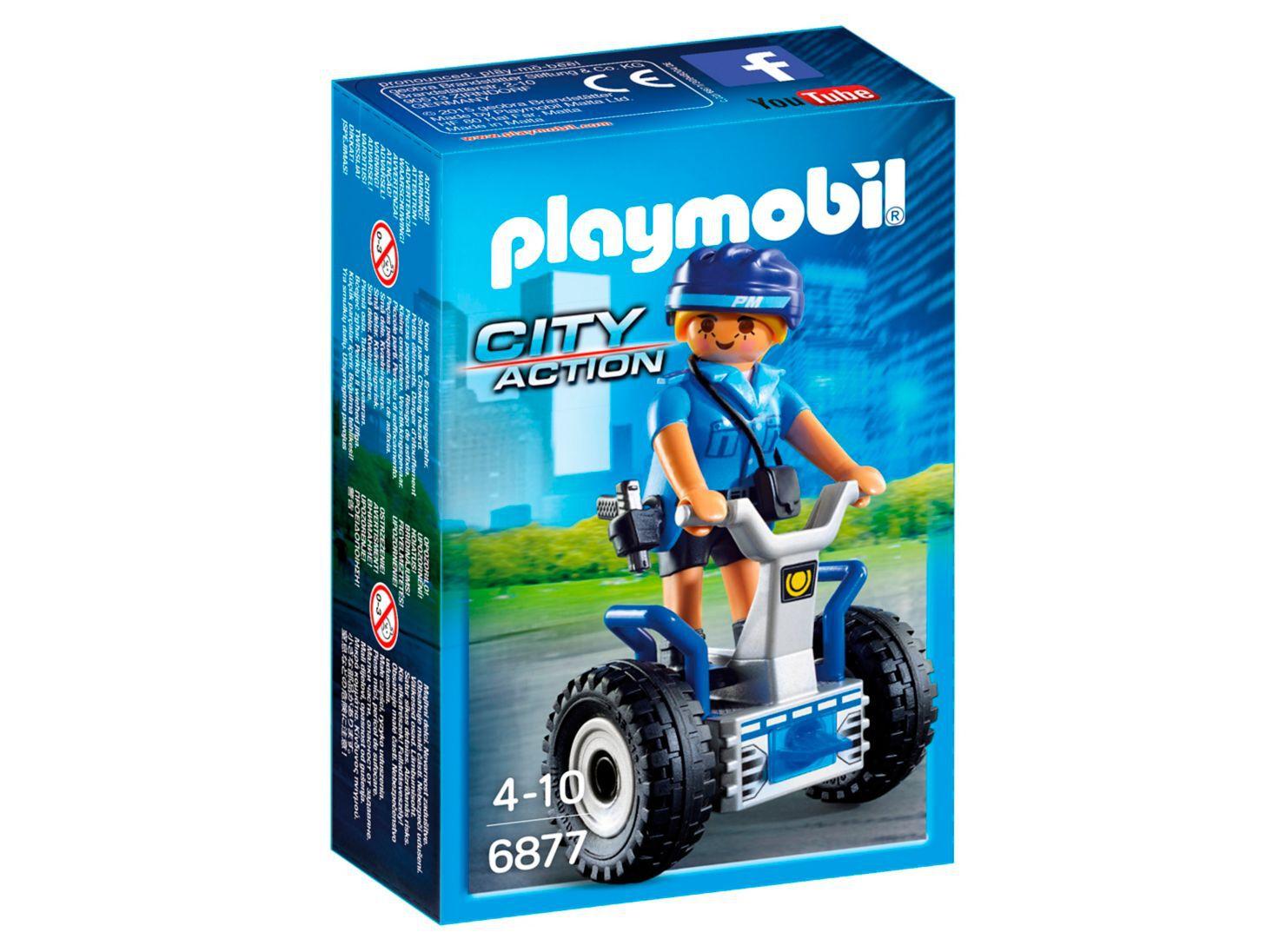 Policía Playmobil Para Mujer En Con Balance Otros Juguetes Racer c45AL3qRj