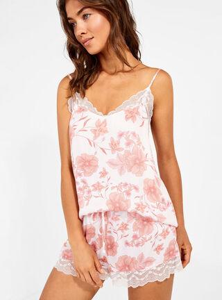 Pijama Trendy Floral Women'Secret,Diseño 5,hi-res