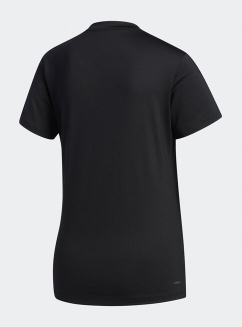 Polera%20Adidas%20W%20D2M%20Branded%20T%20Mujer%2CNegro%2Chi-res