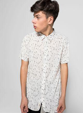 Camisa Tropical Foster,Crema,hi-res