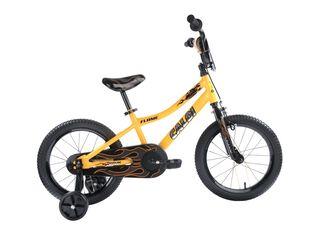Bicicleta Infantil Caloi Flame Yellow Aro 16 Hasta 120 cm,Amarillo,hi-res