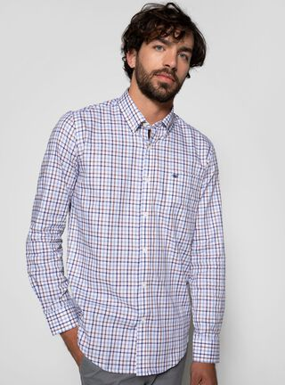 Camisa Business Ferocuh,Café,hi-res
