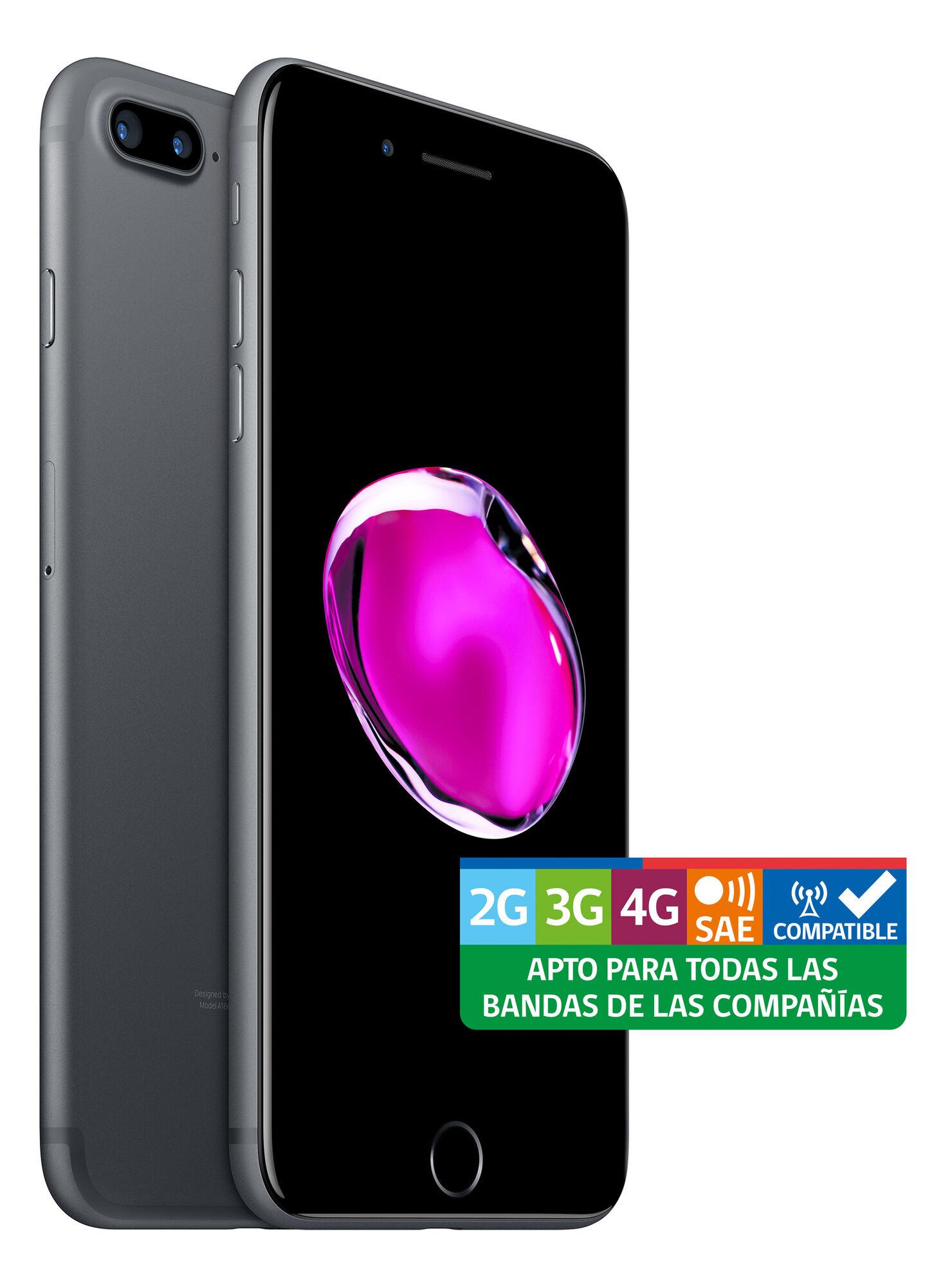 iPhone 7 Plus 32GB Negro Liberado
