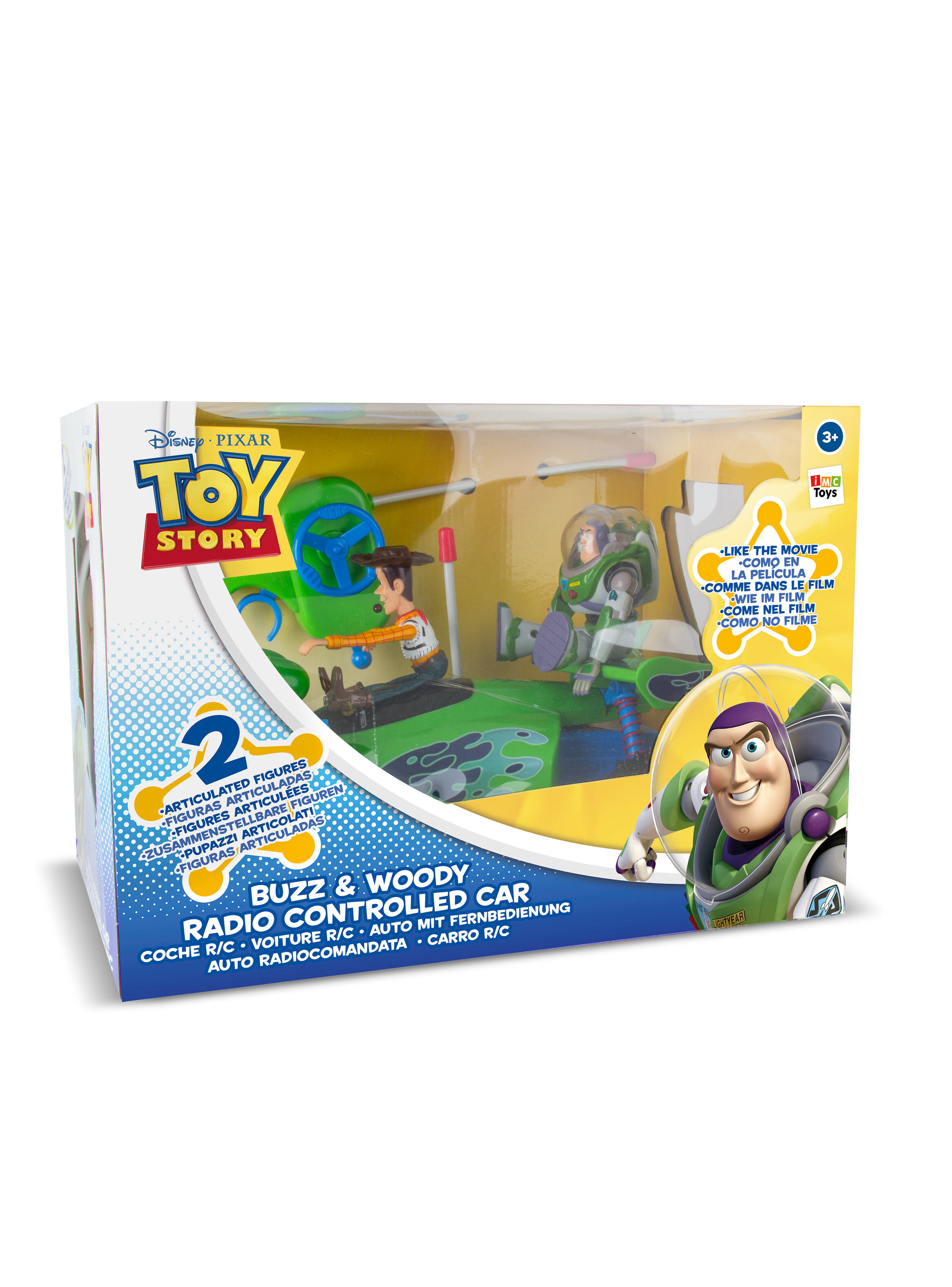 Lightyearamp; Control Story 4 Radiocontrolado WoodyBuzz En Toy LSjUMqzVGp