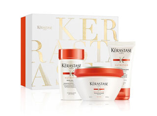 Set Tratamiento Capilar Mask Nutritive Fin Kérastase,,hi-res