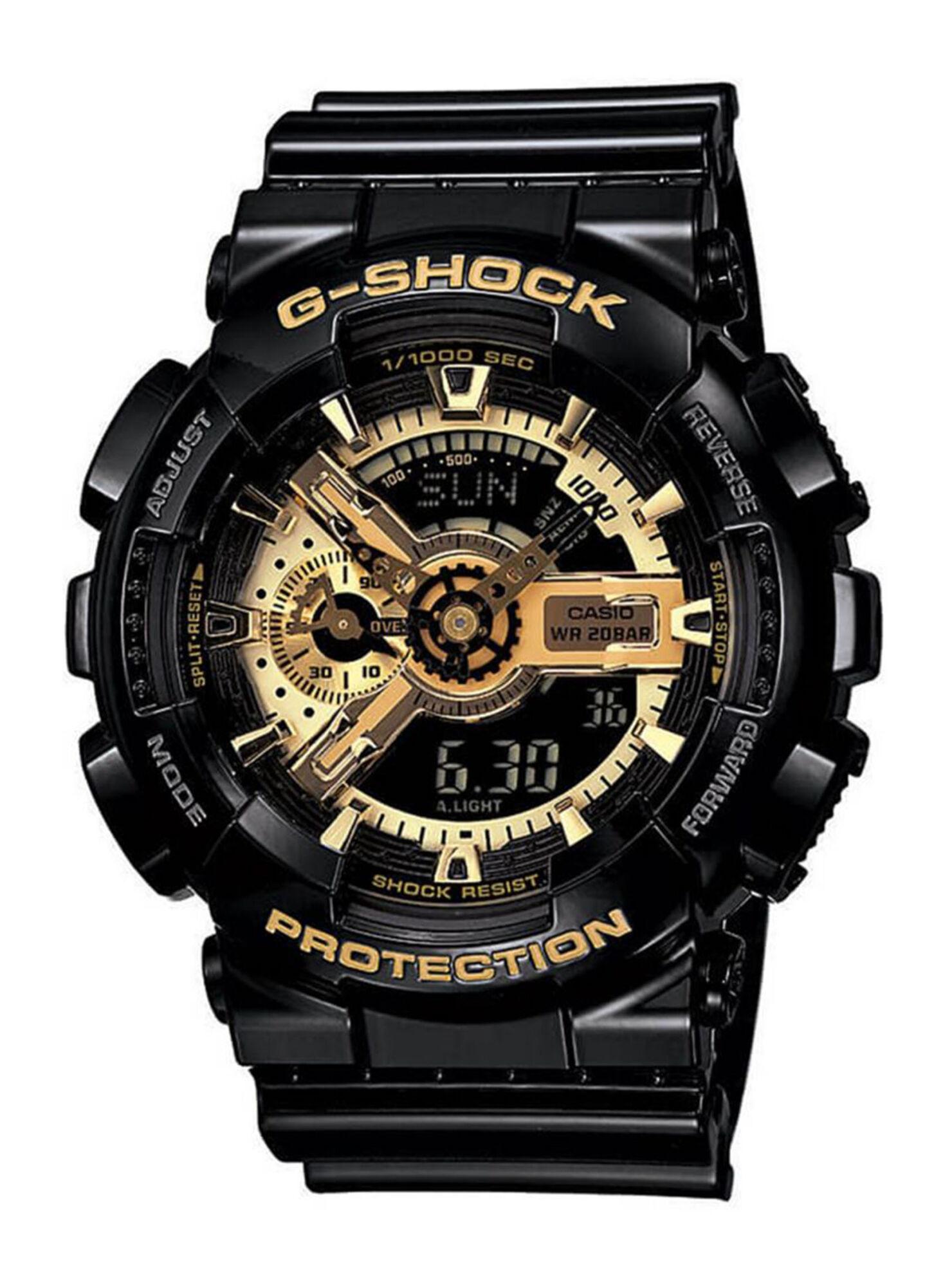 56b5af586e93 Reloj Análogo Digital G-Shock GA-110GB-1ADR Hombre en Relojes