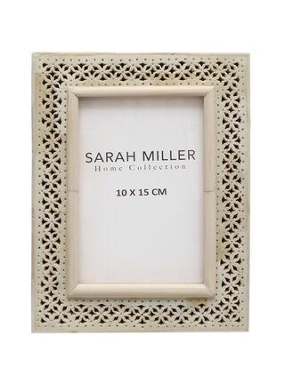 Marco de Foto India 7 Sarah Miller 16.51 x 1.27 x 21.59 cm,,hi-res