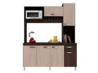 Mueble de Cocina Ariana 160x53x205 cm Stylo,,hi-res