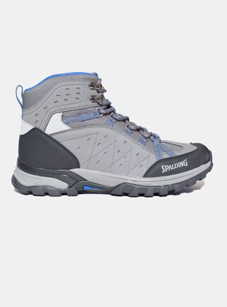 Zapatilla Spalding Glacier High Men Outdoor Hombre,Gris,hi-res
