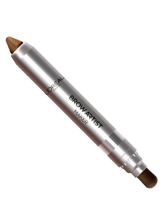 Máscara Maquillaje Cejas Brow Artist Maker 02 Light Brown L'Oréal,,hi-res
