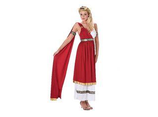 Disfraz Emperatriz Romana Mujer Carnval,Único Color,hi-res