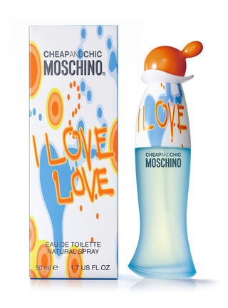 Perfume Moschino I Love Love EDT 50 ml Edición Limitada,,hi-res
