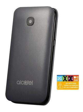 Celular Alcatel 20151 Gris Claro,,hi-res