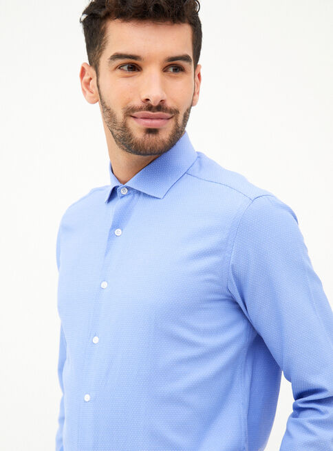 Camisa%20Texturada%20Slim%20Fit%20Cuello%20Italiano%20Corto%20Alaniz%2CAzul%2Chi-res