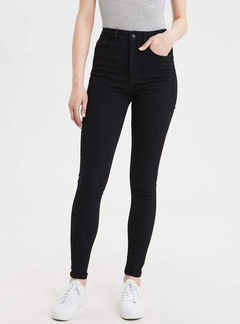 Jeans%20Highest%20Waist%20Jegging%20American%20Eagle%2CNegro%2Chi-res