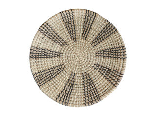 Plato de Cestería Étnico M1 Alaniz Home 36 x 7 cm,,hi-res