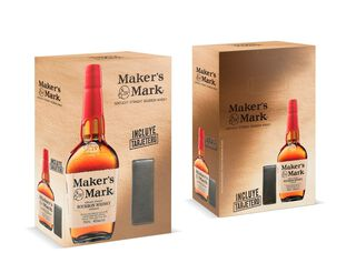 Whisky Bourbon Maker's Mark 45° 750 cc + Tarjeter,,hi-res