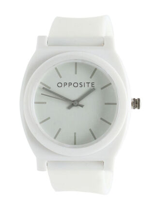 Reloj Análogo Opposite White 150002,,hi-res